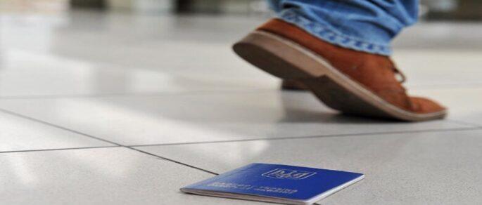 Втрата паспорта. Перші дії для запобігання проблем